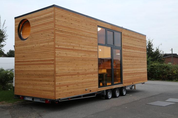 GreenAkku – Victron Energy powered Tiny House